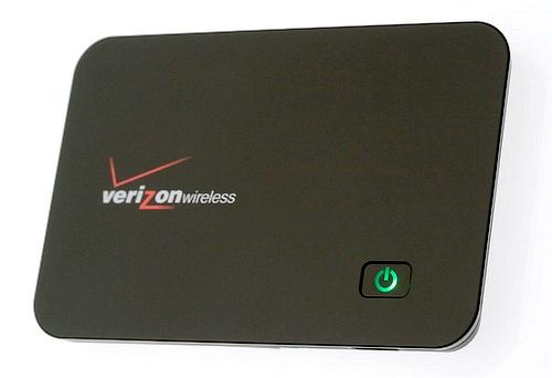 3G CDMA модема с WiFi точкой доступа Novatel MiFi 2200